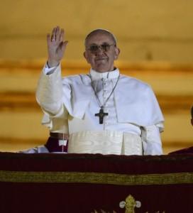 pape François Italie