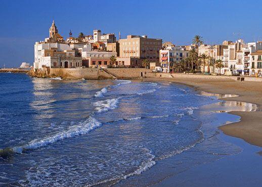 Palerme une ville en sicile connue pour sa plage sa - Fotos de sitges barcelona ...