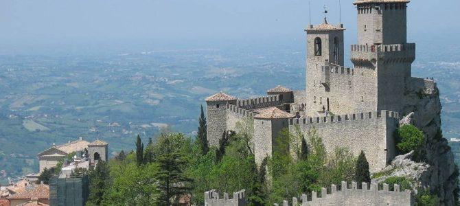 Découvrez la République de Saint-Marin en Italie