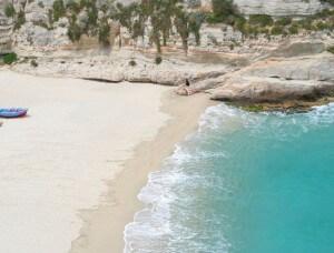 marasusa plage Italie