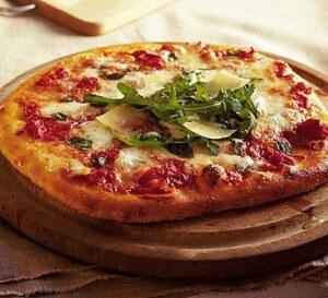 Pizza Margherita italie cuisine