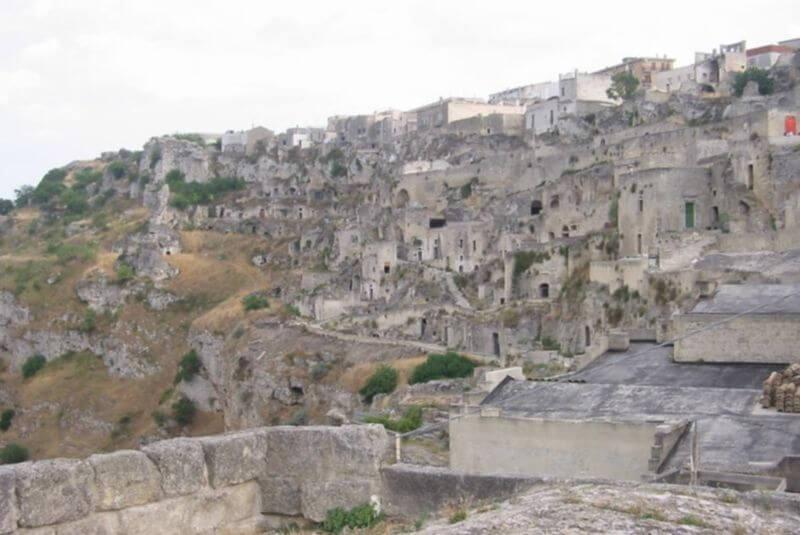 Découvrez Matera et ses Sassi dans la région de Basilicate