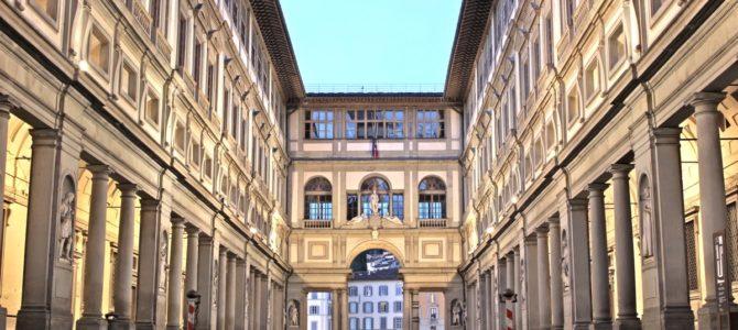Visitez la Galerie des Offices à Florence